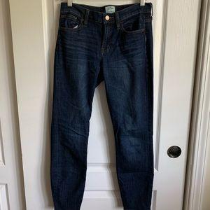 J.Crew Toothpick skinny jean